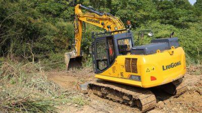 Excavator pe senile LiuGong Dressta 915E Excavator pe senile