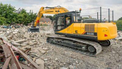excavator excavatoare
