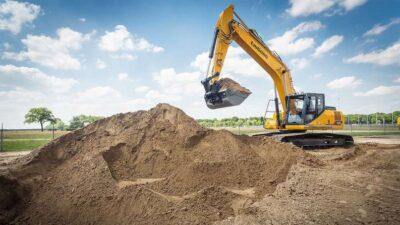 Excavator pe senile LiuGong Dressta 925E Excavator pe senile