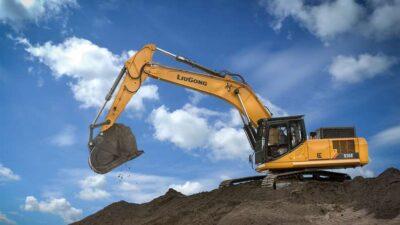 Excavator pe senile LiuGong Dressta 936E Stage V Excavator pe senile