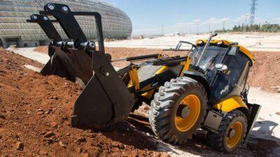 Buldoexcavator MST 644 Stage V buldoexcavator