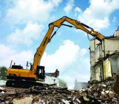 Excavator pe senile LiuGong Dressta 928E Excavator pe senile