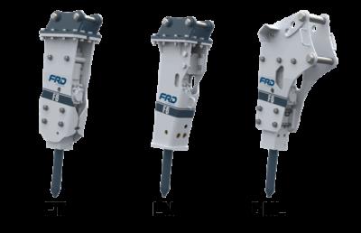 Ciocan hidraulic mediu - gama F6 – F9 Ciocan hidraulic