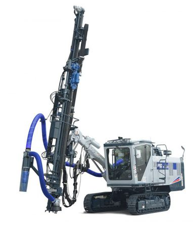 Echipament de perforat - foreza Furukawa HCR 1800-ED foreza