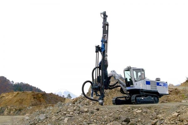 may khoan da hcr1200dsiii excavatoare buldo excavatoare mini excavatoare