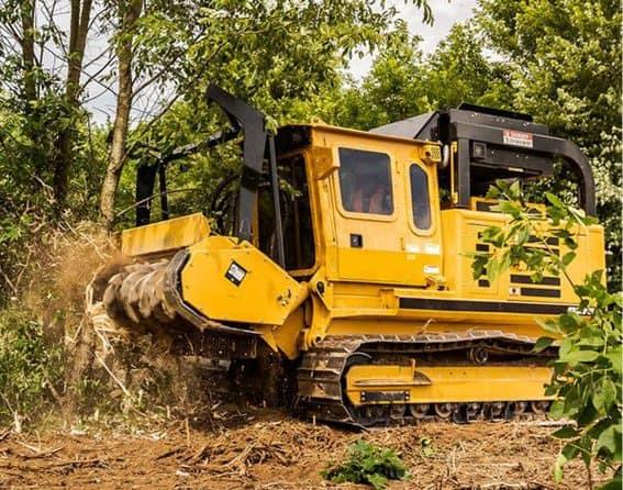 tocator forestier excavatoare buldo excavatoare mini excavatoare