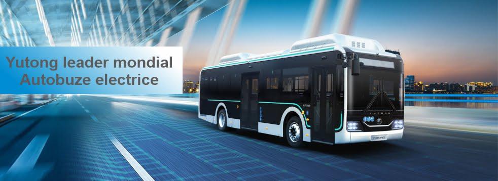 Autobuze electrice Yutong
