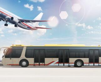 autobuz aeroport